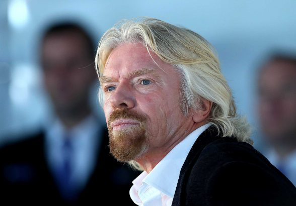 Richard Branson on Not Going It Alone