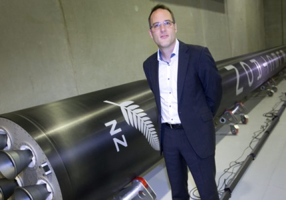 Big lift for Kiwi rocket firm