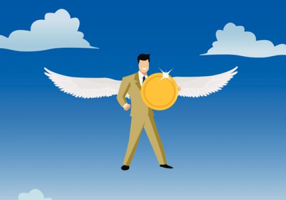As Angel Investors Pull Back, Valuations Take a Hit