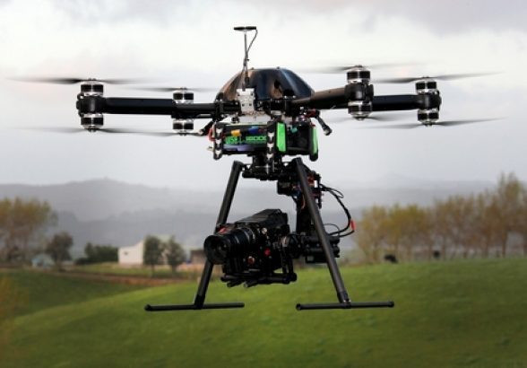 Kiwi craft leads the way in drone industry