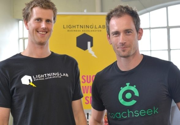 Lightning jolt on offer to startups