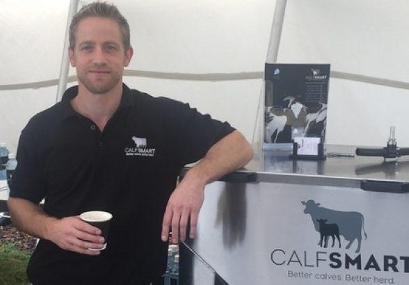 Calfsmart: Hi-tech cattle stall aims for better herds
