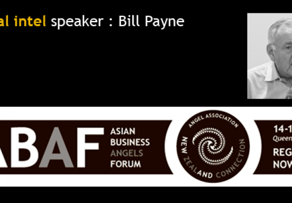 #ABAF15NZ Speaker – Bill Payne