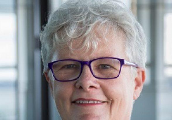 Debra Hall named New Zealand Arch Angel 2017